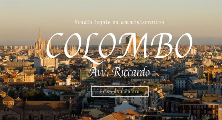 Avvocato Riccardo Colombo Milano